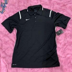 NWT size men's Large Nike polo T-shirt